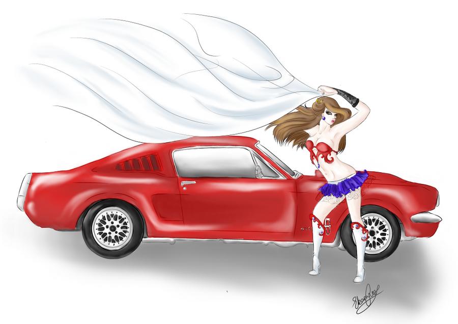 Mustang Sally By Ebsie On Deviantart