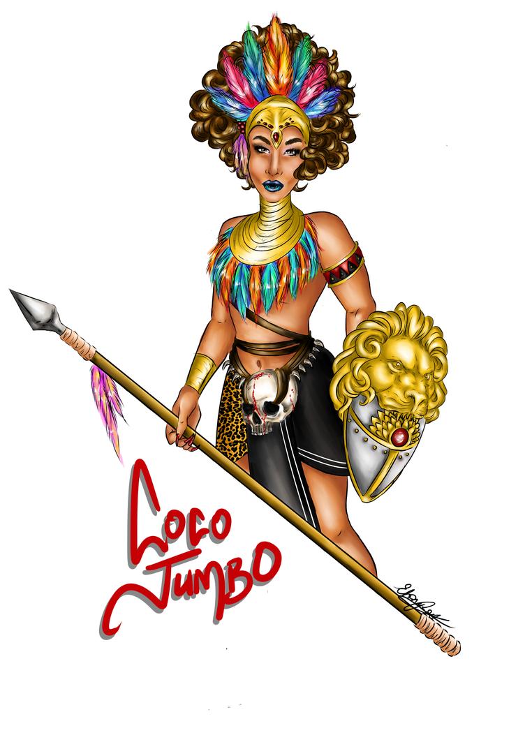 Coco Jumbo by Ebsie