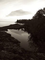 Lake Superior by fablehill