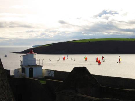 Fort Charles Sailing