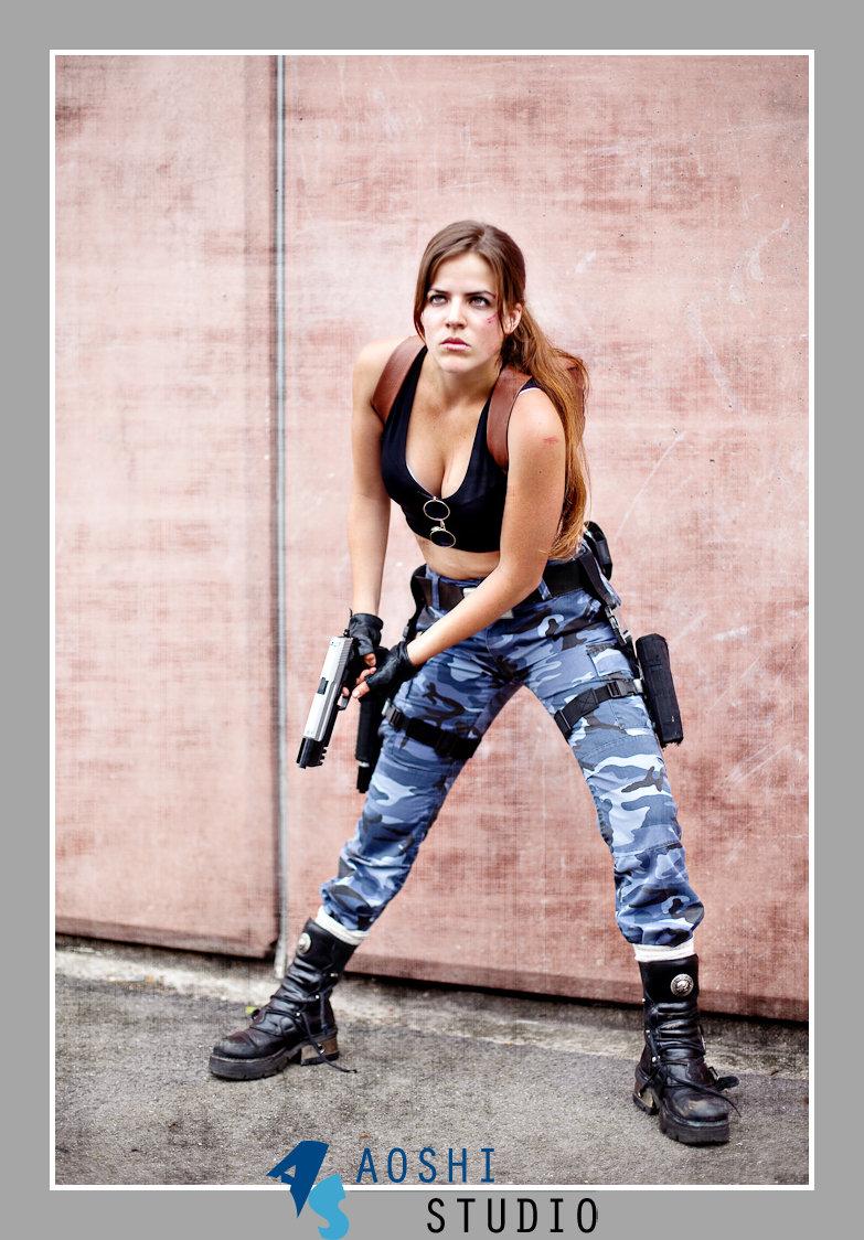 Lara Croft TRIII Nevada by LiliDin