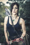 Lara Croft : Rise of the Tomb Raider