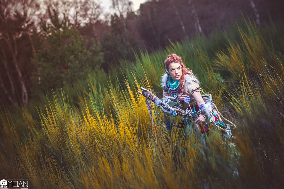 Horizon Zero Dawn by LiliDin