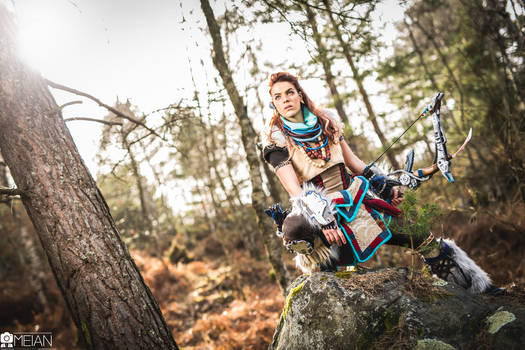 HZD cosplay