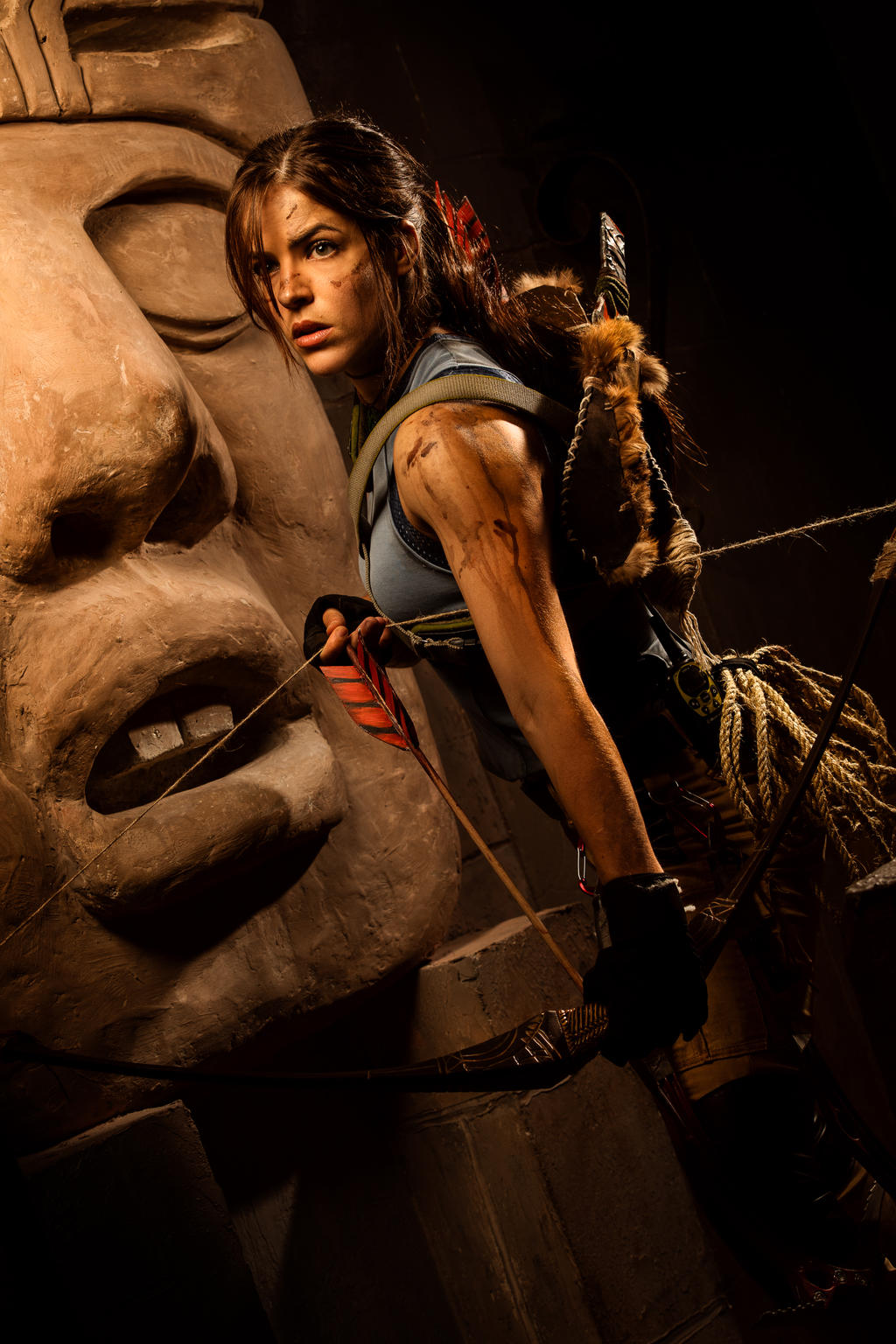 Shadow of the Tomb Raider cosplay