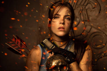 Shadow of the Tomb Raider portrait