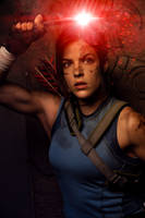 Shadow of the Tomb Raider cosplay by LiliDin