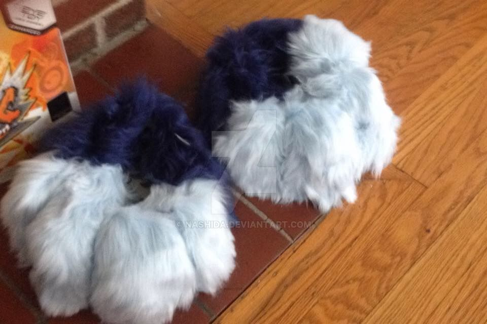 Feetpaws for Nisha by Nashida