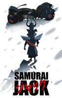 Samurai Jack by Deadlytwins