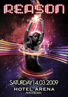 Party Flyer by GFXindustries