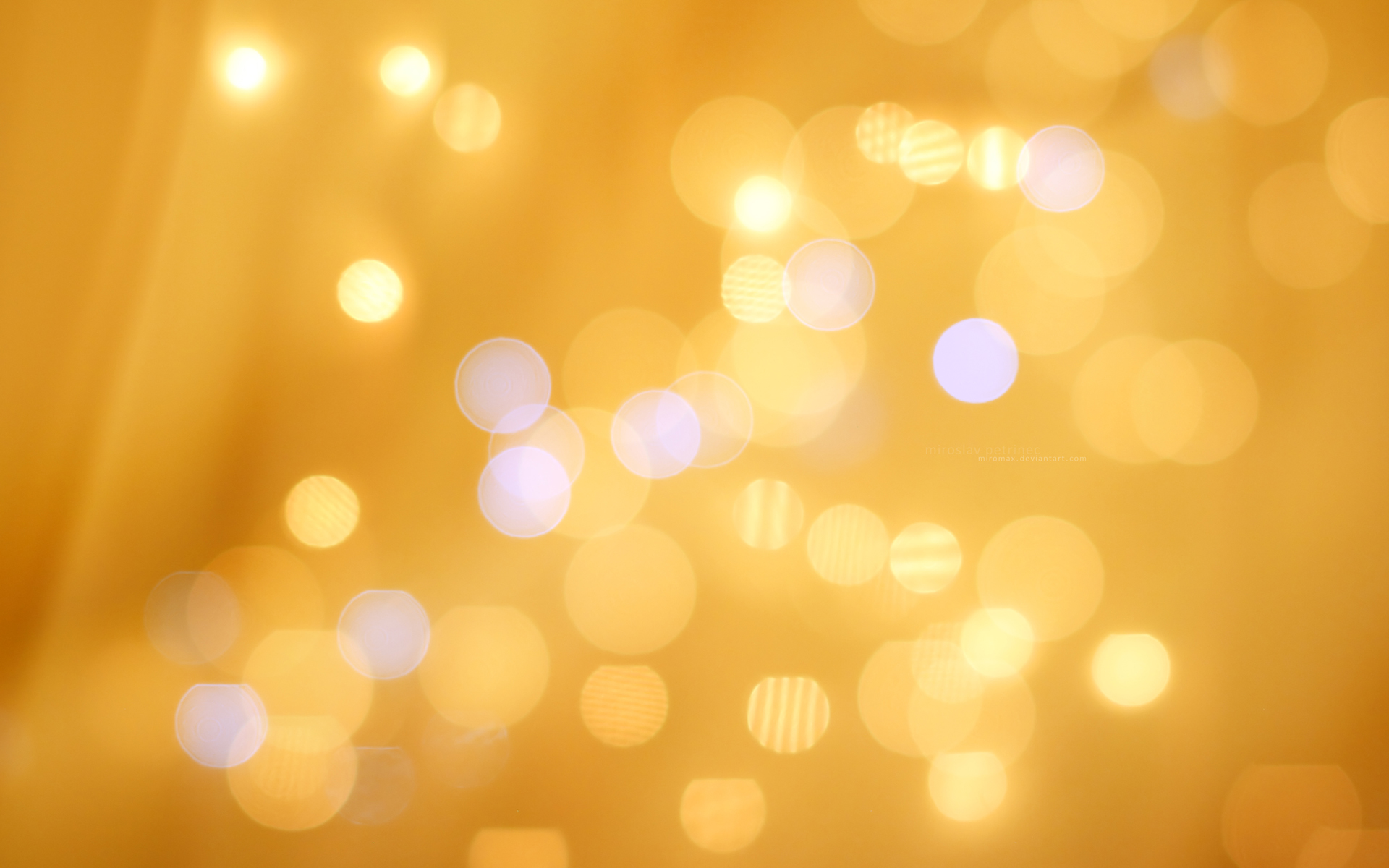 bokeh wallpaper gold images