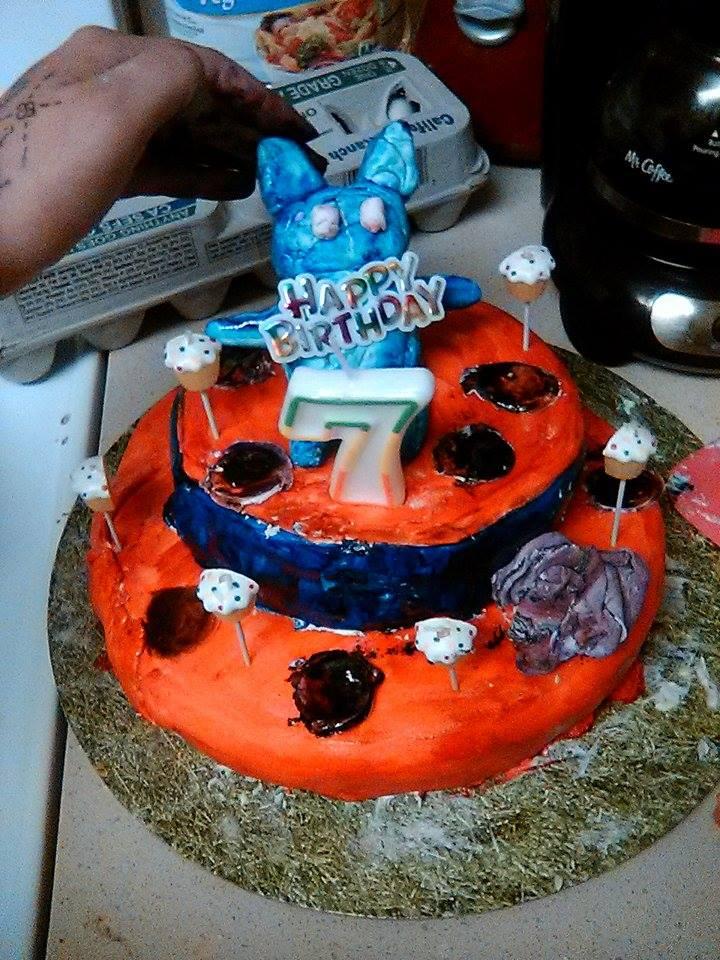 Bravest Warriors Catbug Cake By Emo Neko Meli On Deviantart