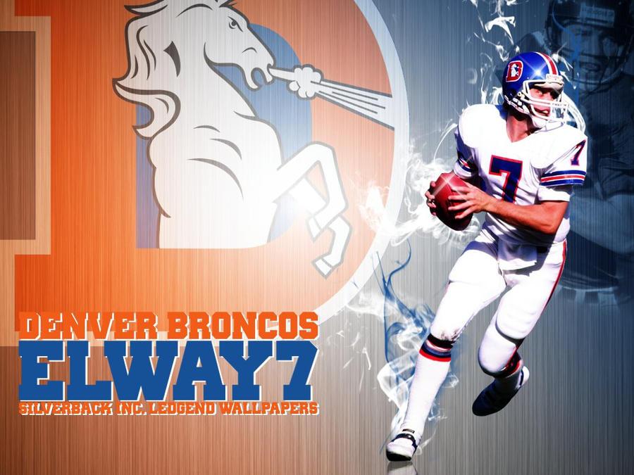 John Elway Broncos Wallpaper John Elway by SilverbackInc