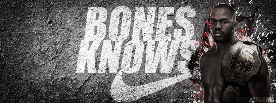 Jon Bones Jones by SilverbackInc