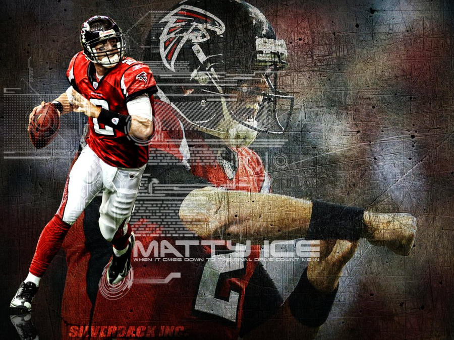 Atlanta Falcon Wallpapers Group 60: Matt Ryan (Matty Ice) By SilverbackInc On DeviantArt