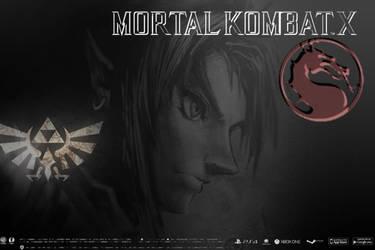 TLoZ's Link in Mortal Kombat X by Generic-Nickname-001