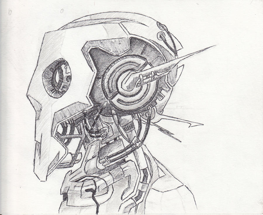 robo dude by TomHeye