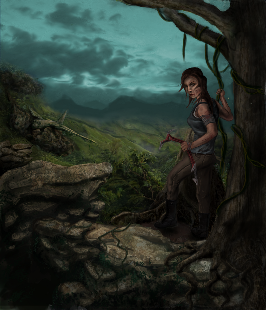 tomb raider reborn contest by TomHeye