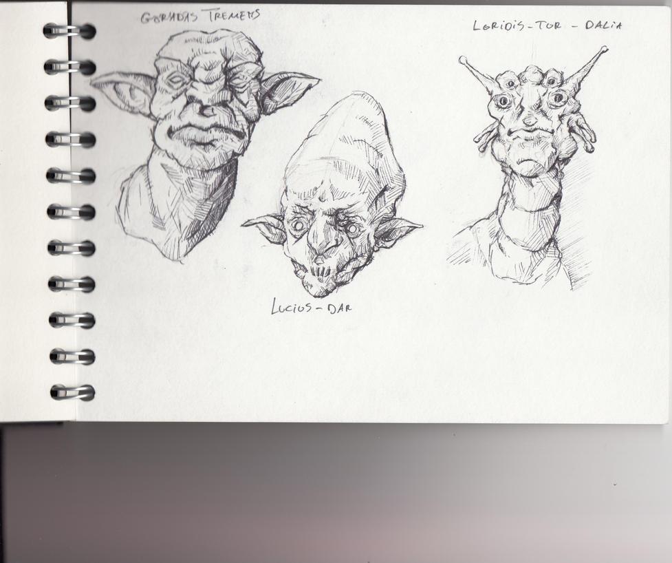 heads by TomHeye