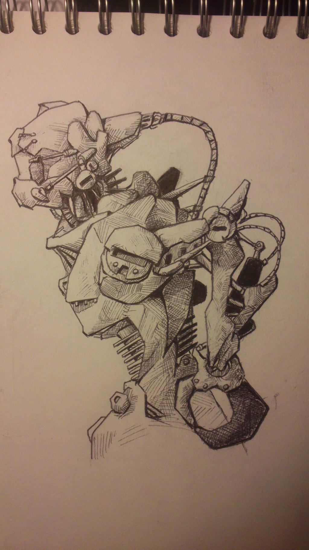 Untitled sketch by TomHeye
