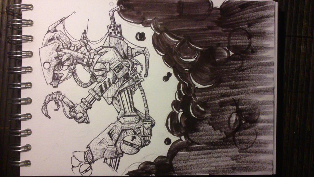 smokebot by TomHeye