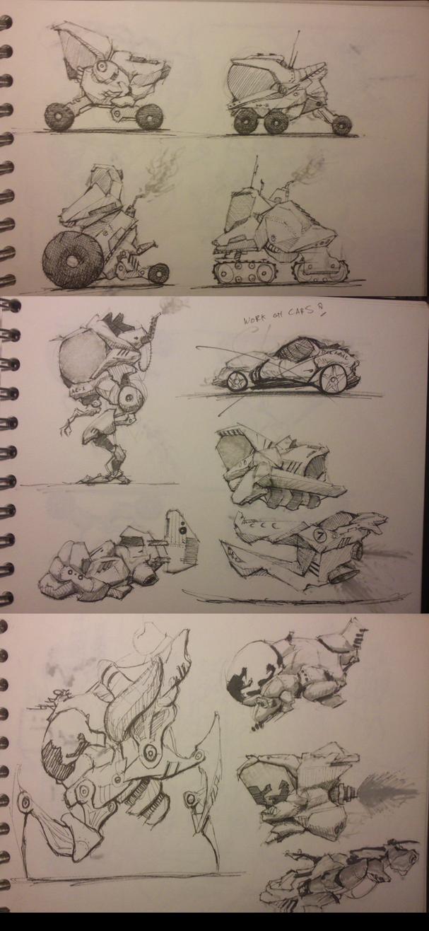 sketch dump by TomHeye