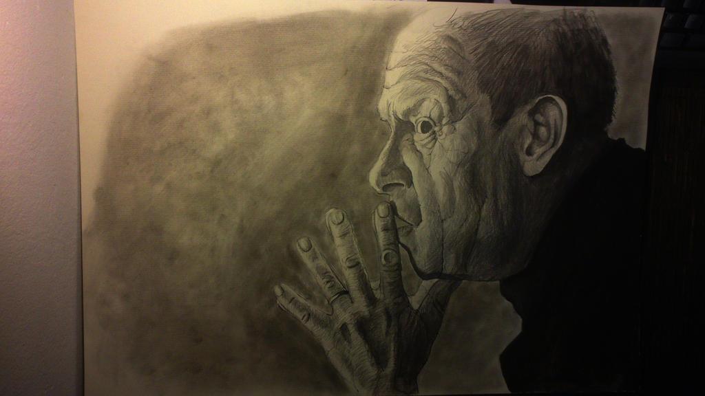 old gezer by TomHeye
