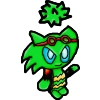 Scourge the Chao by VocalDawn