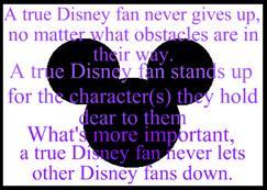True Disney Fan by Basil4Life