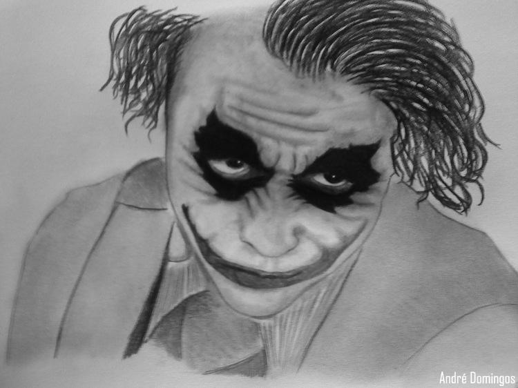 Joker by andrepa