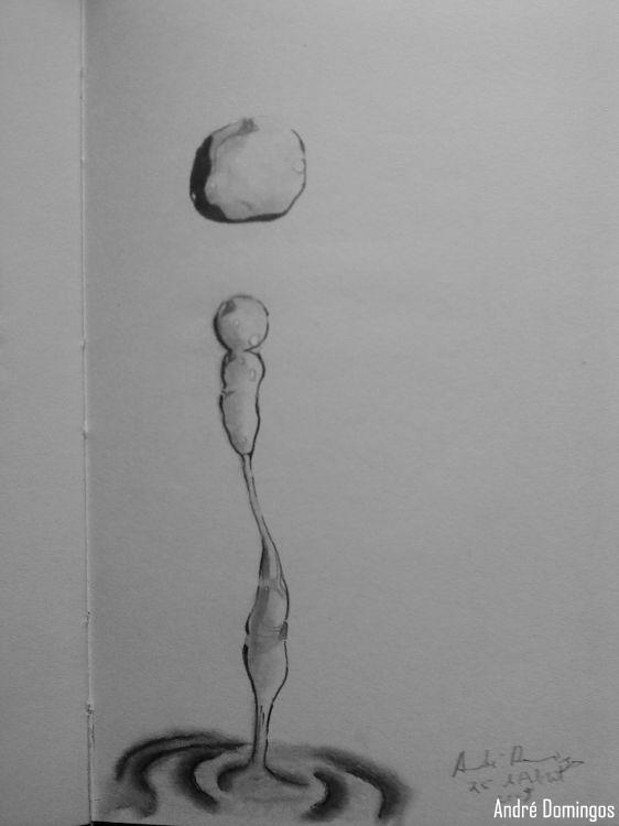Water Splash by andrepa