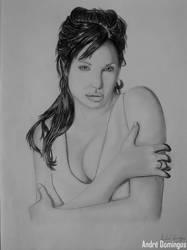 Angelina Jolie by andrepa