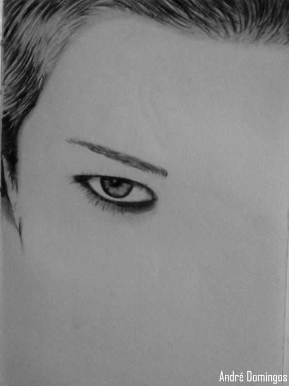 Woman Eye by andrepa