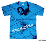 Music Needs You