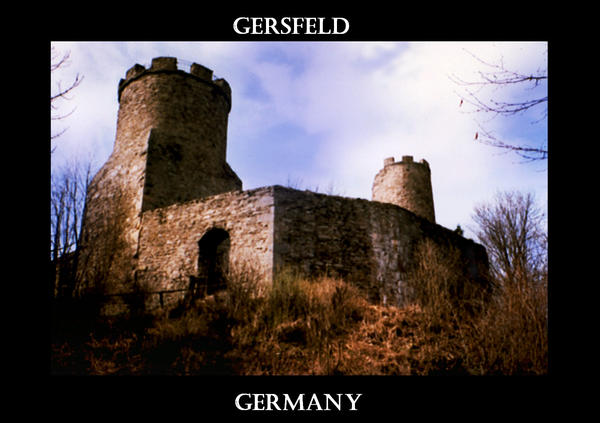 Gersfeld, Germany by AG88