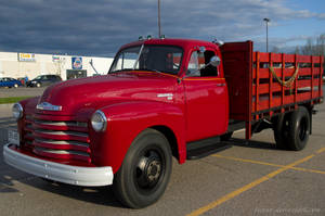 Chevy 1500 by ticoun