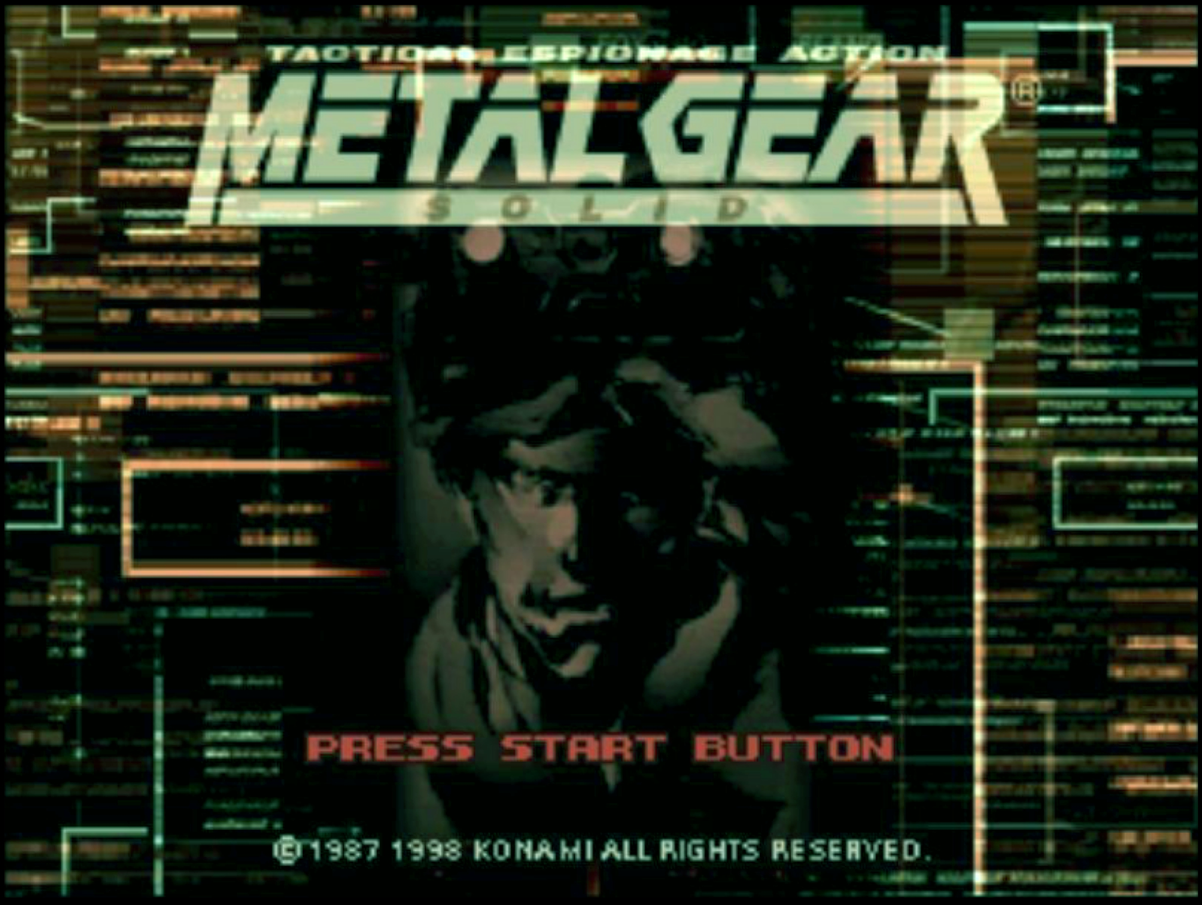 Metal Gear Solid By Nailz Dx On Deviantart