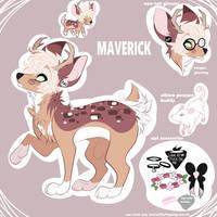 maverick by guccidogg