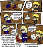 First Naruto Fancomic.