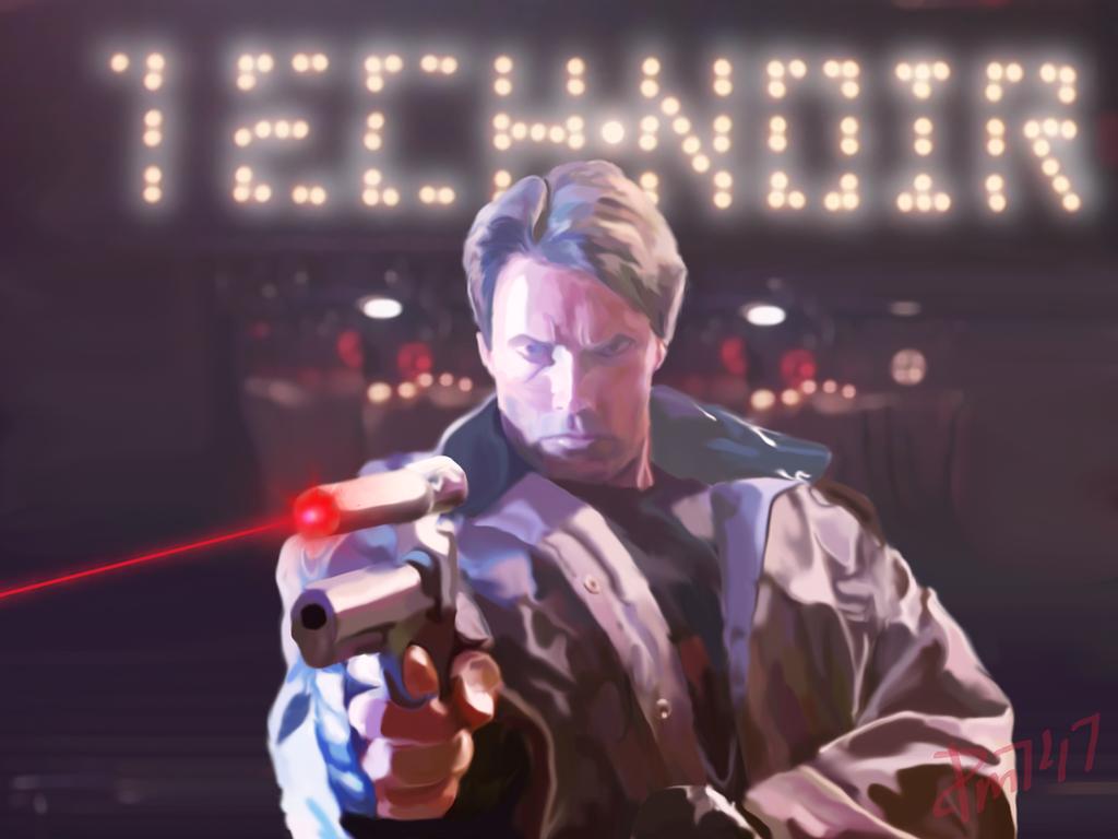 Technoir (Terminator) by Peacemaker747