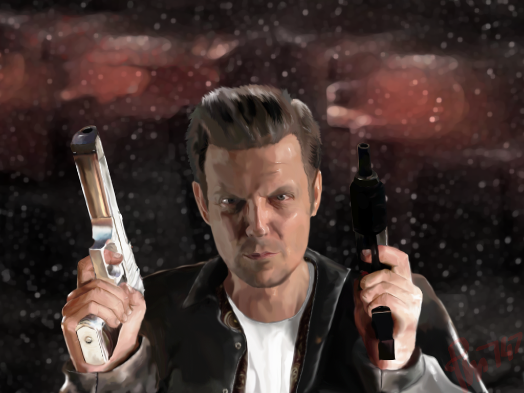 Max Payne by Peacemaker747