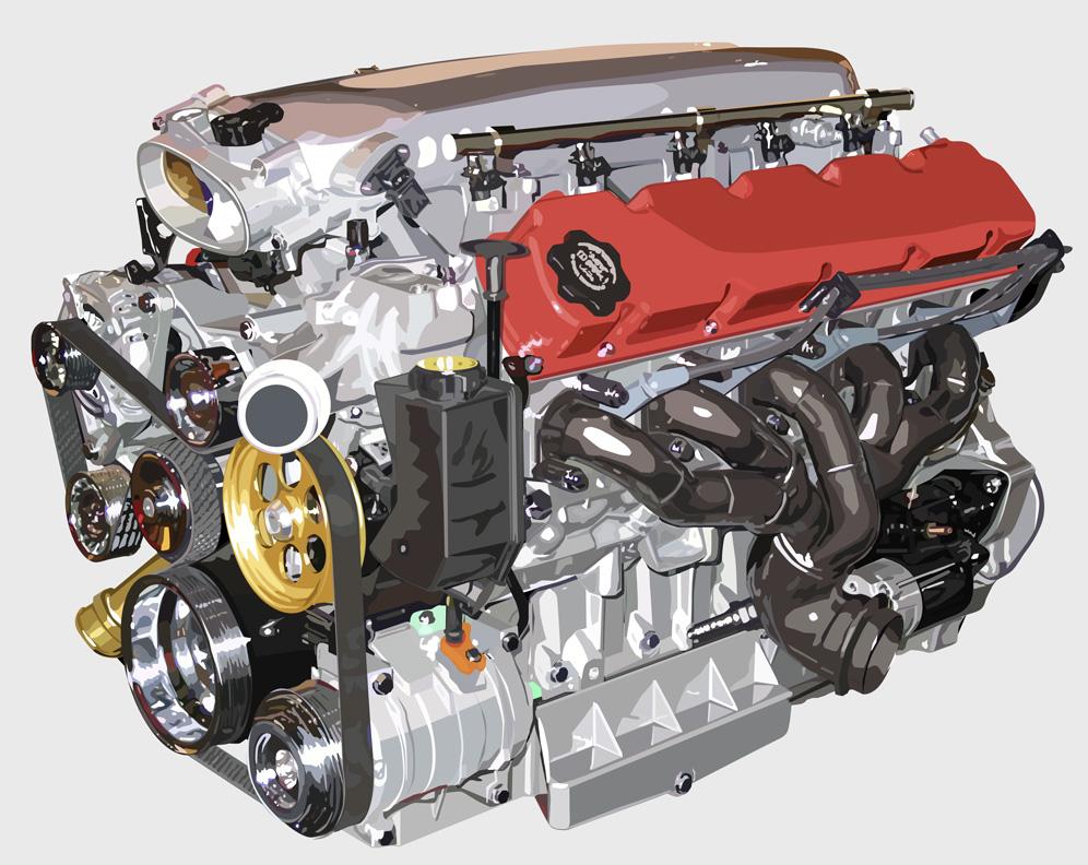 Viper Engine By Len On Deviantart