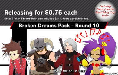Smash DLC Hopes and Dreams Crushed