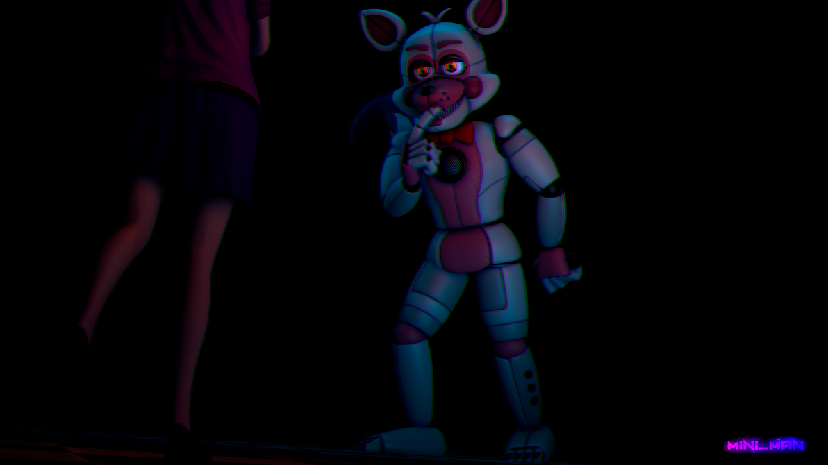 Fnaf 1 Foxy Model Sfm Related Keywords & Suggestions - Fnaf