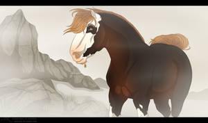 [RE] diRPG | Arthur | Worried but Hesitant [1/4] by AhZeeNay