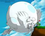 Reshiram Balloon (Pokemon)