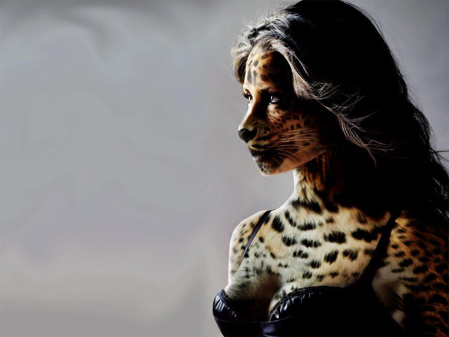 Leopard - Evangeline Lilly by OdysseusUT