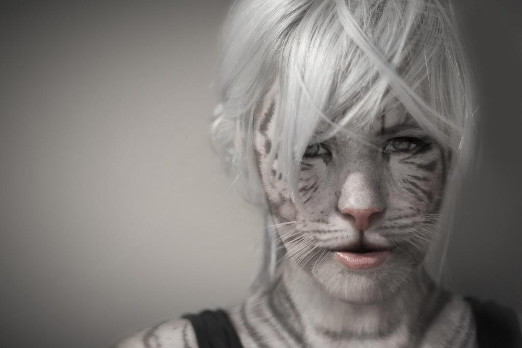 White Tigress by OdysseusUT