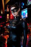 Catwoman by OdysseusUT
