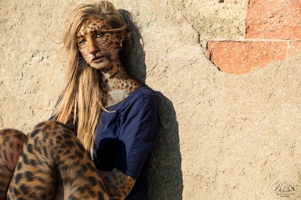 30 minute challenge - Leopard by OdysseusUT